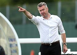 Willie Kirk manager of Bristol City Women points - Mandatory by-line: Robbie Stephenson/JMP - 25/06/2016 - FOOTBALL - Stoke Gifford Stadium - Bristol, England - Bristol City Women v Oxford United Women - FA Women's Super League 2