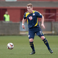 Stenhousemuir v Brechin City | Scottish League One | 15 March 2014