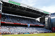 FODBOLD: FC København fans før finalen i DBU Pokalen mellem FC København og Brøndby IF den 25. maj 2017 i Telia Parken, København. Foto: Claus Birch