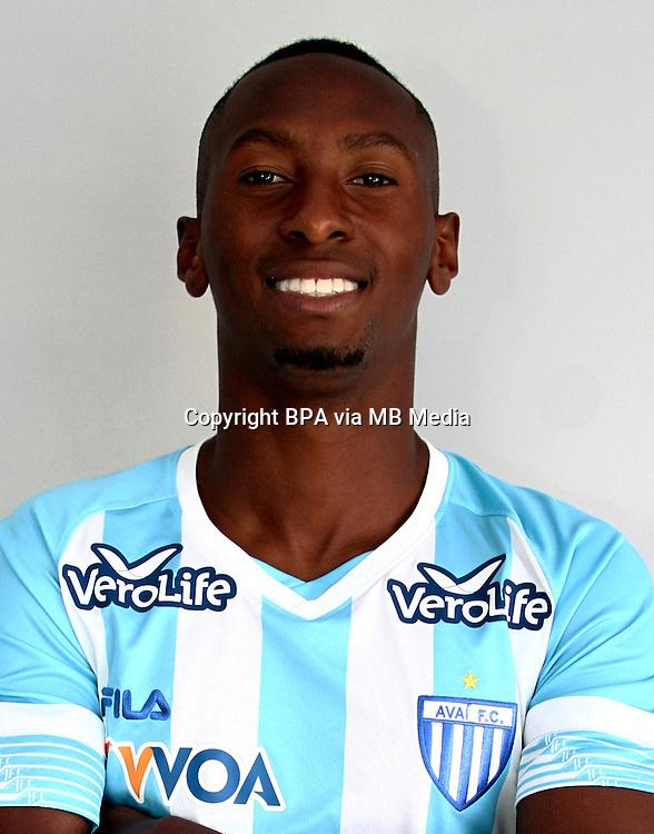Brazilian Football League Serie B 2016  / <br /> ( Avai Futebol Clube ) - <br /> Caio Cesar Da Silva Silveira