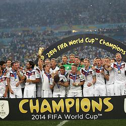 20140713: BRA, Football - FIFA Worldcup Brazil 2014
