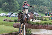 ONE OF A KIND II ridden by Matthew Heath at Bramham International Horse Trials 2016 at  at Bramham Park, Bramham, United Kingdom on 11 June 2016. Photo by Mark P Doherty.