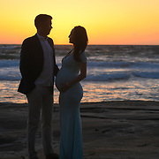 Tuya Maternity Portraiture La Jolla 2018