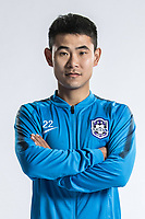 **EXCLUSIVE**Portrait of Chinese soccer player Guo Hao of Tianjin TEDA F.C. for the 2018 Chinese Football Association Super League, in Tianjin, China, 28 February 2018.