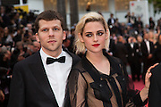Jessie Eisenberg, Kristen Stewart    - 69TH CANNES FILM FESTIVAL 2016 - OPENING OF THE FESTIVAL WITH ' CAFE SOCIETY '<br /> ©Exclusivepix Media