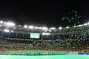 Rio de Janeiro_RJ, Brazil.<br /> <br /> Copa das Confederacoes 2013. Final da Copa das Confederacoes no estadio do Maracana, com Brasil x Espanha.<br /> <br /> The 2013 FIFA Confederations Cup. The last game of the Confederations Cup in the Maracana stadium with Brazil x Spain.<br /> <br /> Fotos: MARCUS DESIMONI / NITRO