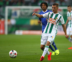 16.07.2016, Allianz Stadion, Wien, AUT, Testspiel, SK Rapid Wien vs Chelsea FC, im Bild Mario Pavelic (SK Rapid Wien) // during a Austrian Bundesliga Football test match between SK Rapid Vienna and Chelsea FC at the Allianz Stadion, Wien, Austria on 2016/07/16. EXPA Pictures © 2016, PhotoCredit: EXPA/ Thomas Haumer