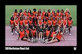 UM Track Team Photos 1998-2010