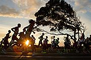 The 56 kilometre ultra marathon event of the Two Oceans Ultra Marathon, Cape Town. Images by Greg Beadle