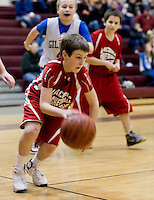 Annual Francoeur / Babcock basketball tournament at Gilford Middle School.  Karen Bobotas/for the Laconia Daily Sun