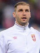 Serbia head shots