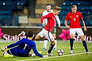 Norway V Ireland - 14 November 2017