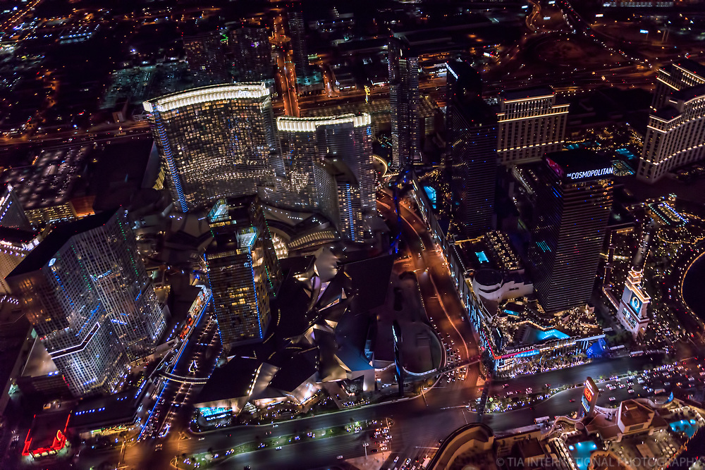 Aria City Center & The Cosmopolitan Hotel