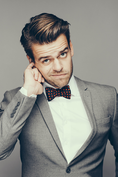 Skuespiller Carsten Svendsen (Foto HEIN Photography)