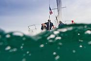 SPAIN, Alicante, 2nd November 2011. Volvo Ocean Race. Legends Regatta. L'Esprit d'Equipe.
