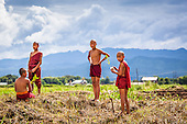Life On The Path: Buddhist Monks In Myanmar
