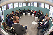 """Ronald Dahl, Director, Institute of Human Development, University of California, Berkeley, USA speaking during the Session """"Stop to Think: Zero-Sum Parenting"""" at the Annual Meeting 2018 of the World Economic Forum in Davos, January 26, 2018.<br /> Copyright by World Economic Forum / Greg Beadle"""