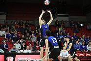 MVB: Carthage College vs. Dominican (IL) (04-21-18)