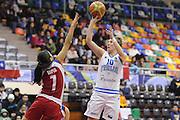 Cile 29/07/2011<br /> Campionato Mondiale Femminile U19<br /> Italia-Cile<br /> nella foto: Irene Cigliani <br /> foto ciamillo-castoria