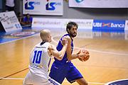 Davide Pascolo<br /> Nazionale Italiana Maschile Senior<br /> Amichevole Italia A - Italia B<br /> FIP 2017<br /> Cagliari, 06/08/2017<br /> Foto Ciamillo-Castoria / GiulioCiamillo