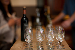 Preparing for wine tasting (Credit Image: © Image Source/Albert Van Rosendaa/Image Source/ZUMAPRESS.com)