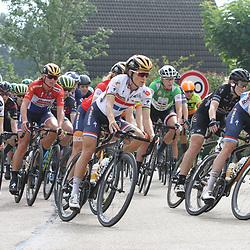 30-08-2017: Wielrennen: Boels Ladies Tour: Arnhem: Lizzie Deignan