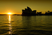 Sunrise @ Sydney Opera House