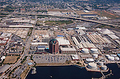 Canton Crossing Baltimore MD Aerial Photography