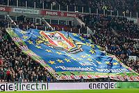EINDHOVEN - PSV - Sparta Rotterdam , Voetbal , Eredivisie , Seizoen 2016/2017 , Philips Stadion , 22-10-2016 , Sfeeractie van de supporters
