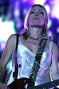 Kim Gordon, Sonic Youth, Valencia, 2005
