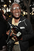 June 30, 2012-Los Angeles, CA : Celebrity Photographer Bill Jones attends the 2012 BET Pre-Awards Reception held at Union Station on June 30, 2012 in Los Angeles, California. The BET Awards were established in 2001 by the Black Entertainment Television network to celebrate African Americans and other minorities in music, acting, sports, and other fields of entertainment over the past year. The awards are presented annually, and they are broadcast live on BET. (Photo by Terrence Jennings)