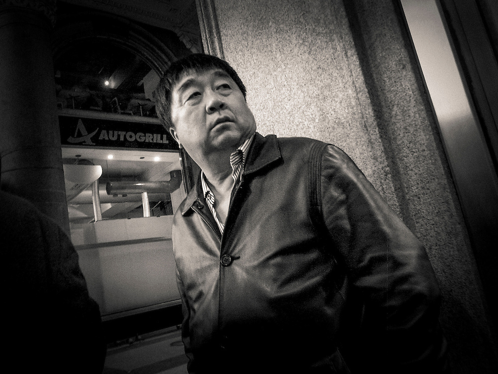 Street Photography, Europe, Italy, Milano,Milan