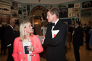 2019 Royal Academy Annual dinner, Piccadilly, London.  3 June 2019