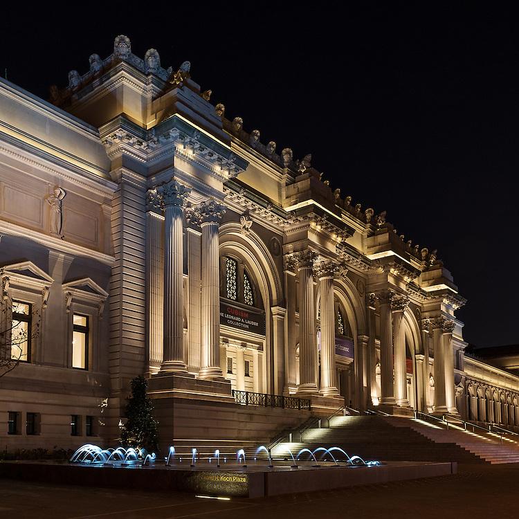 Metropolitan Museum of Art<br /> New York City