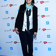 Elizabeth Theodorou Arrives at 2020 WE Day UK at Wembley Arena, London, Uk 4 March 2020.