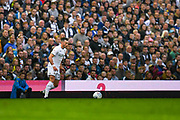 Leeds United midfielder Jack Harrison (22) in action during the EFL Sky Bet Championship match between Leeds United and Brentford at Elland Road, Leeds, England on 21 August 2019.