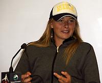 Tennis<br /> Foto: imago/Digitalsport<br /> NORWAY ONLY<br /> <br /> 05.05.2005<br /> <br /> Maria Sharapova - Russland