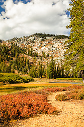 """Mud Lake Morning 4"" - Photograph shot in the early morning of Mud Lake in California's Plumas National Forest."