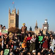 Extinction Rebellion Rebellion Day Nov 17
