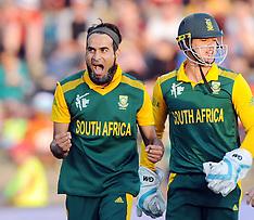 Hamilton-Cricket, CWC, South Africa v Zimbabwe