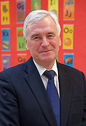 London, United Kingdom - 7 March 2018<br /> EQUINOX PICTURE EXCLUSIVE - Labour Party Shadow Chancellor John McDonnell and Shadow Communities Secretary Andrew Gwynne visiting the Liz Atkinson Children's Centre, Lambeth, London, England, UK, They were visiting the centre to highlight Conservative austerity cuts to children's centres. Europe.www.newspics.com/#!/contact<br /> (photo by: EQUINOXFEATURES.COM)<br /> Picture Data:<br /> Photographer: Equinox Features<br /> Copyright: &copy;2018 Equinox Licensing Ltd. +448700 780000<br /> Contact: Equinox Features<br /> Date Taken: 20180307<br /> Time Taken: 12031271
