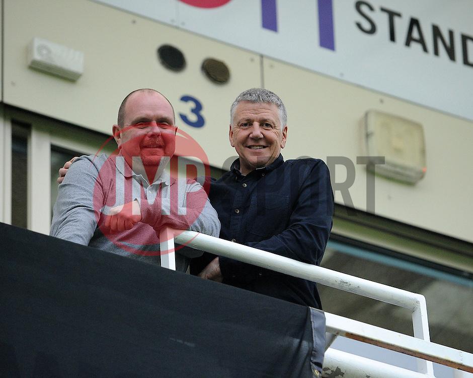 Bristol Rovers fans - Mandatory by-line: Neil Brookman/JMP - 10/12/2016 - FOOTBALL - Memorial Stadium - Bristol, England - Bristol Rovers v Bury - Sky Bet League One