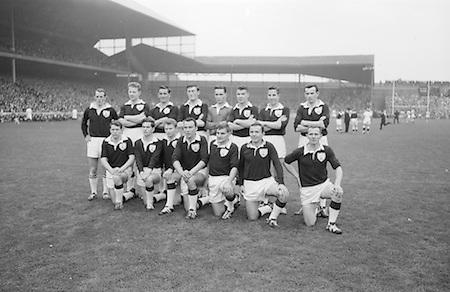 Galway Senior Team..22.09.1963
