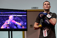 UFC on Fuel TV 7: Open Work-Out Sessions