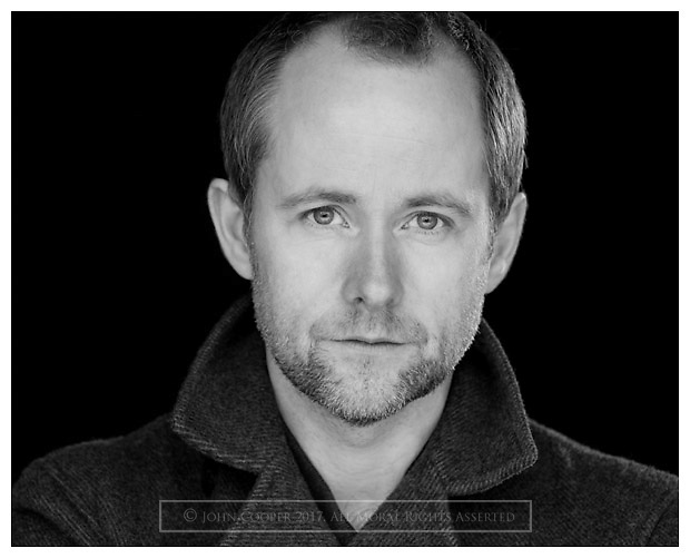 Headshot of actor, Billy Boyd. (Lord of the Rings, Master and Commander, The Flying Scotsman)