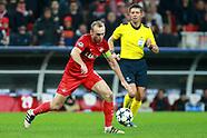 Spartak Moscow vs Sevilla FC - 17 Oct 2017