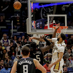 12-03-2018 Los Angeles Clippers at New Orleans Pelicans