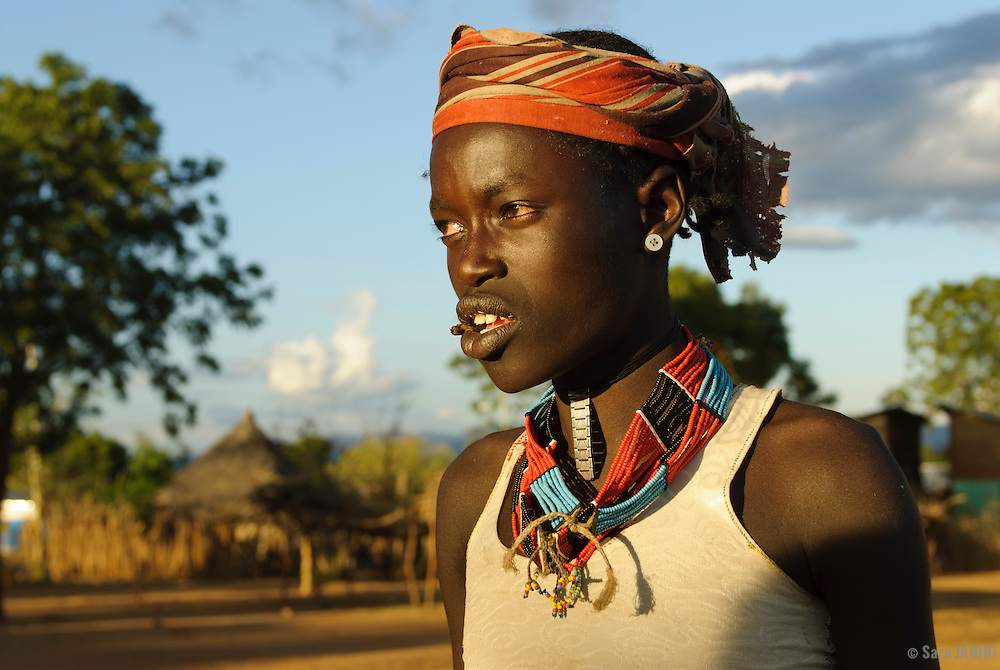 Hamer Tribe, Turmi, Omo River Valley, South Ethiopia, Africa