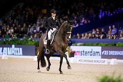 Cool Isabel, BEL, Aranco V<br /> Jumping Amsterdam 2019<br /> © Hippo Foto - Dirk Caremans<br /> 26/01/2019