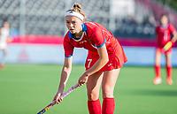 ANTWERPEN -  Ireland-Russia (3-2) . Belfius Eurohockey Championship (women) hockey. Svetlana Eroshina (Rus)  WSP/ KOEN SUYK